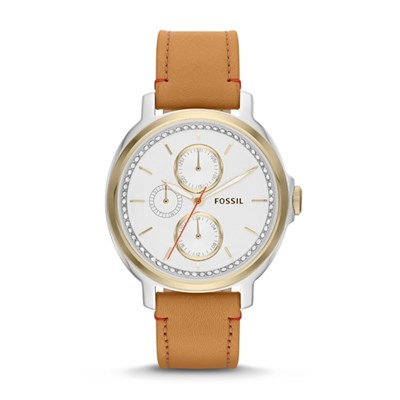 Fossil Chelsey Multifunction Leather ES3523 rucni sat