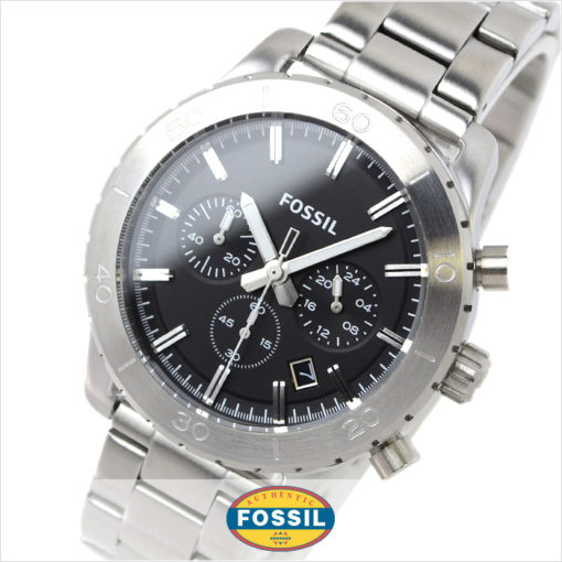 Fossil Keaton Stainless Steel Watch CH2814.