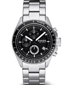 Fossil Decker Chronograph Stainless Steel ch2600