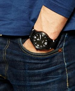 Fossil Nate Leather JR1448