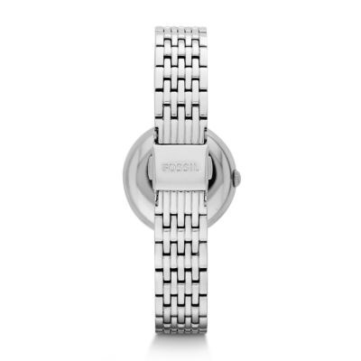 Fossil Olive Stainless Steel ES3345