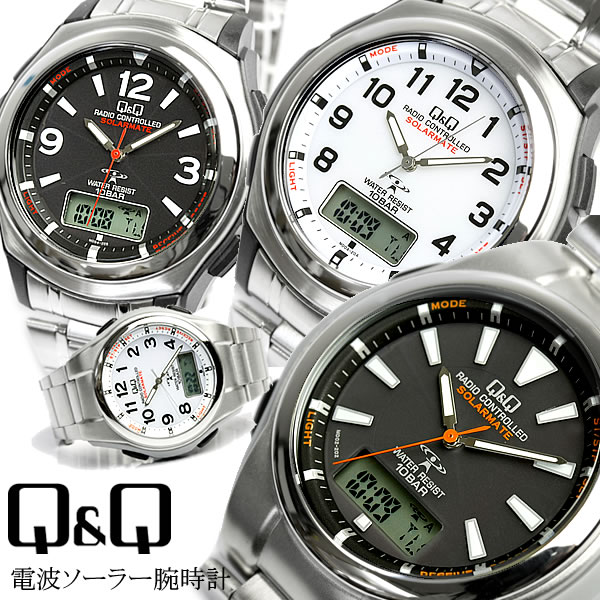 Q&Q Japanese Quartz Watch