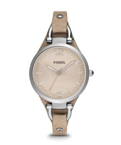 Fossil Georgia Leather ES2830