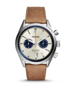 Fossil Del Rey Chronograph Leather CH2952