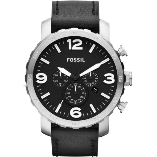 Fossil Nate Leather JR1436