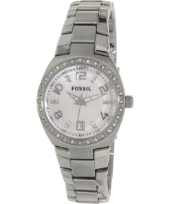 fossil flash stainless steel