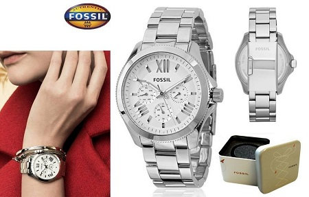 Fossil Cecile Multifunction Stainless Steel AM4509