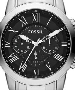 Fossil Grant Chronograph Stainless Steel FS4736