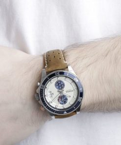 Fossil Wakefield Chronograph Leather CH2951